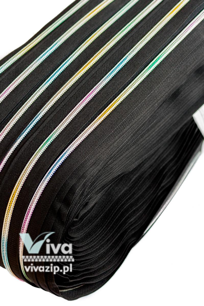 Taśma spiralna nr 5, kolor nr 310 z wielobarwną spiralą